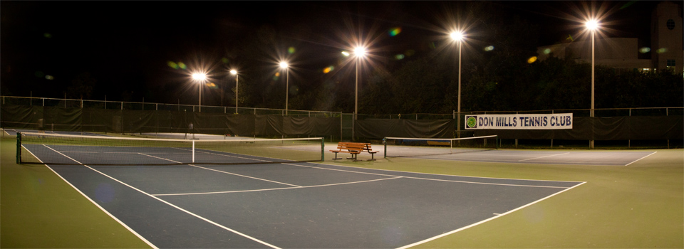 Why join Don Mills Tennis Club?